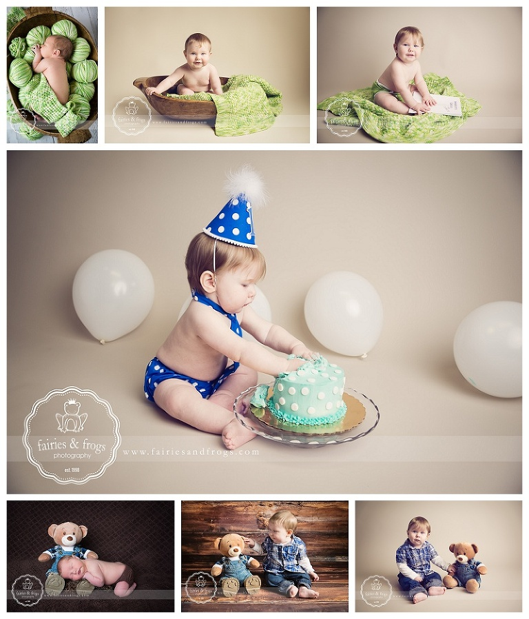 Newborn-6th-month-first-birthday-photographer-olympia-lacey-wa