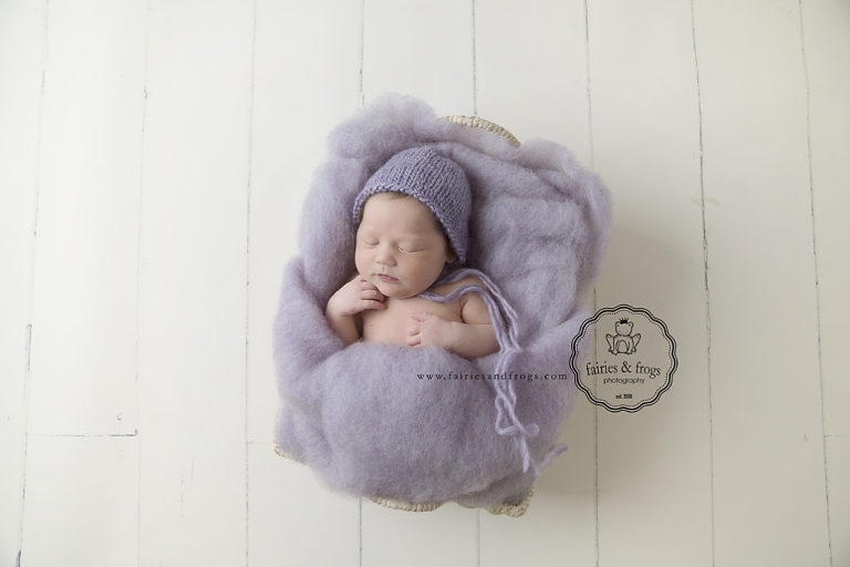 Newborn-Photography-Fairies-and-Frogs-Olympia-WA