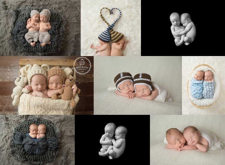 tacoma-newborn-twins-photography-fairies-and-frogs-photography
