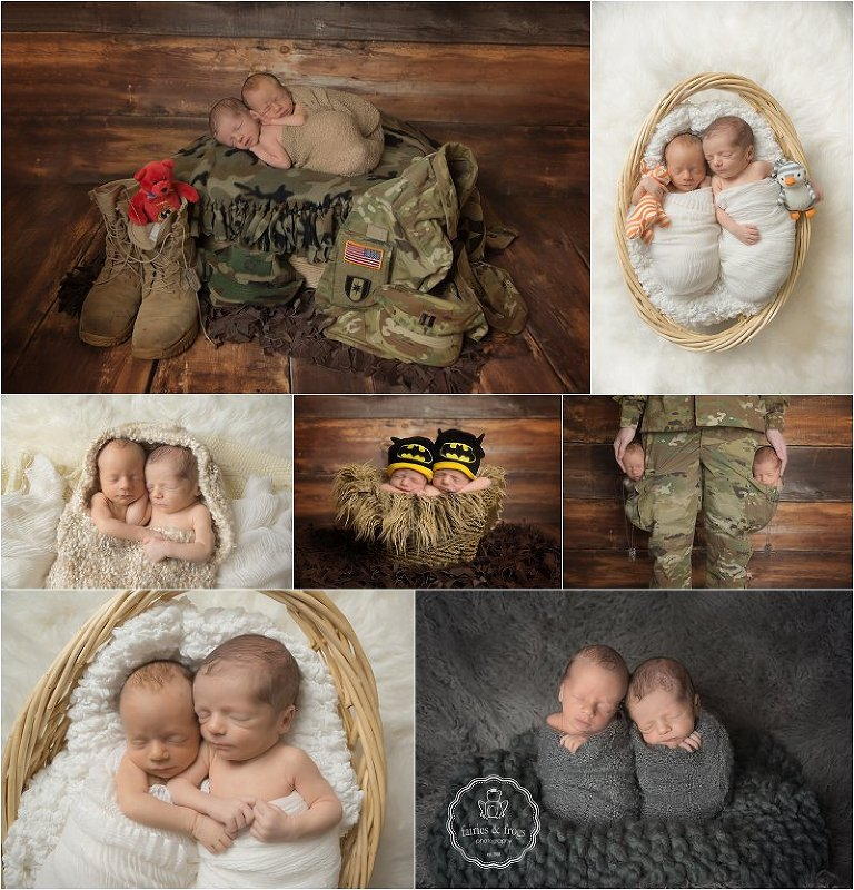 olympia-lacey-tacoma-washington-newborn-twins-photography-session-fairies-and-frogs-photography