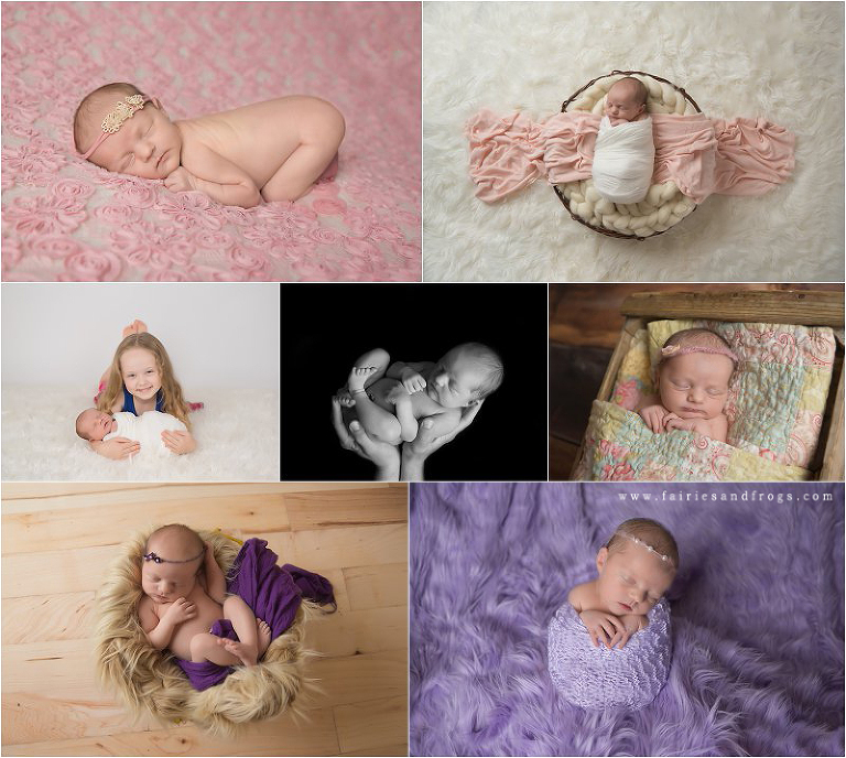 Olympia Washington Newborn Baby Photographer Fairies and Frogs Photography 7