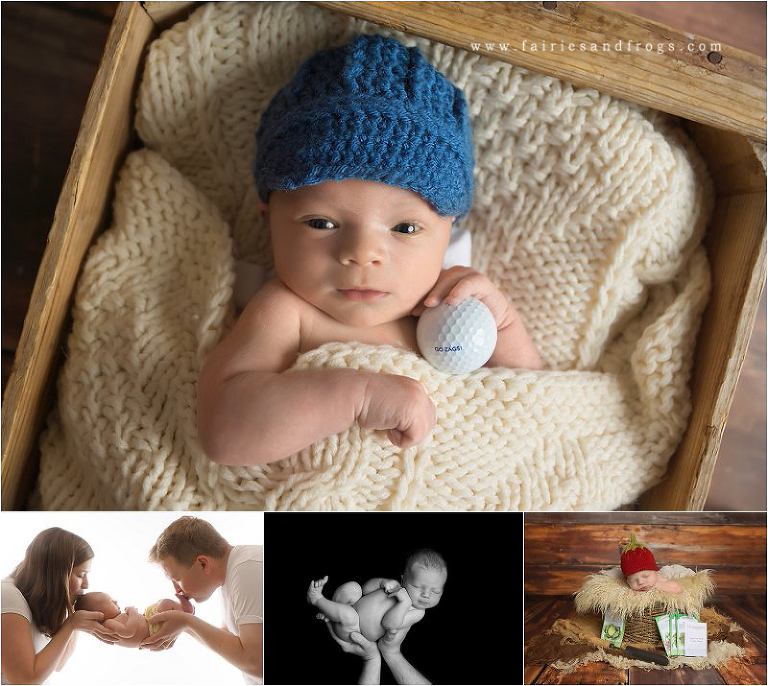 Newborn-Photographer-Olympia-Lacey-Washington-Fairies-and-Frogs-Photography