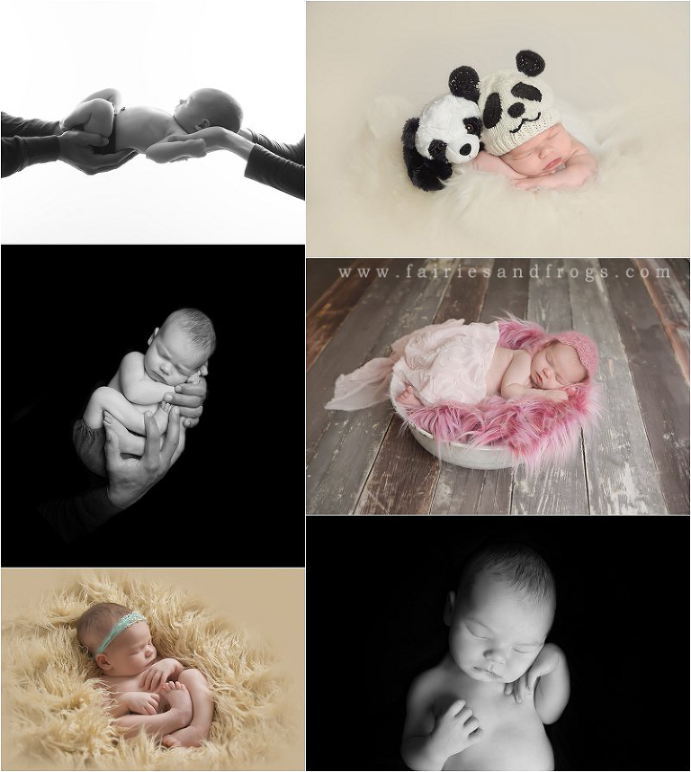 adorable-newborn-baby-in-panda-hat-at-her-newborn-photography-session-in-olympia-washington