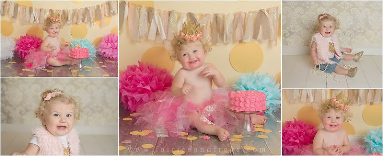 chic-and sassy-first-birthday-cake-smash-photo-session-in-olympia-washington