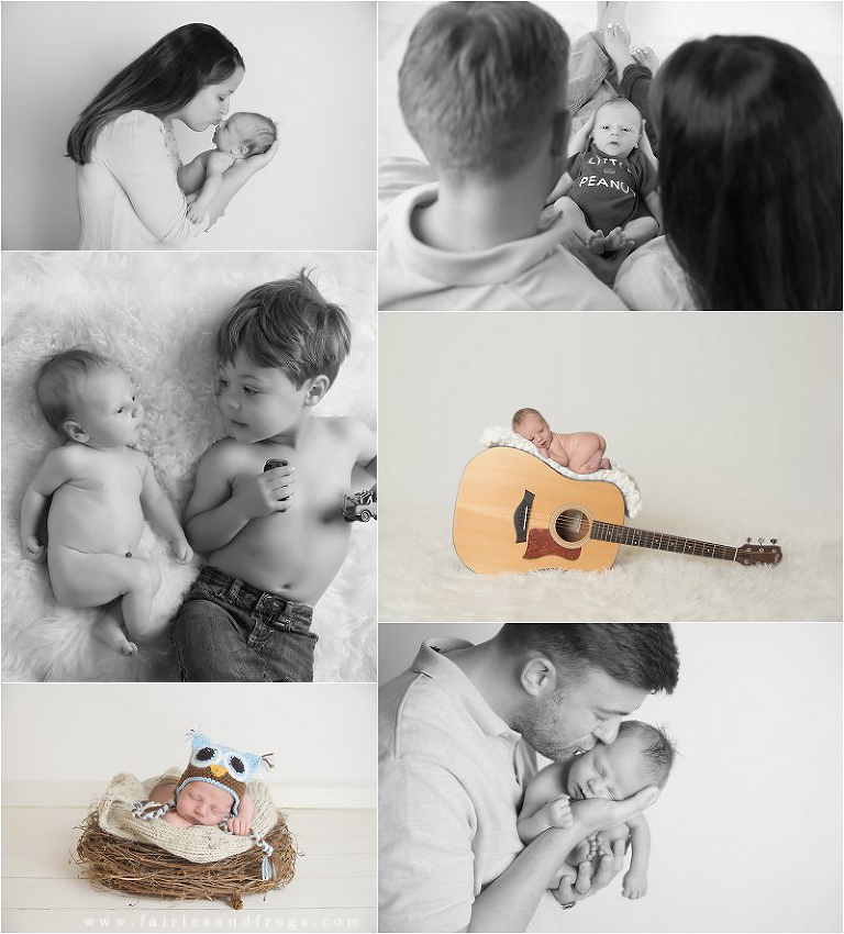 Session Share for Baby J - Lacey Newborn Photographer