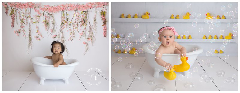 bubble-bath-first-birthday-photographer-in-tacoma