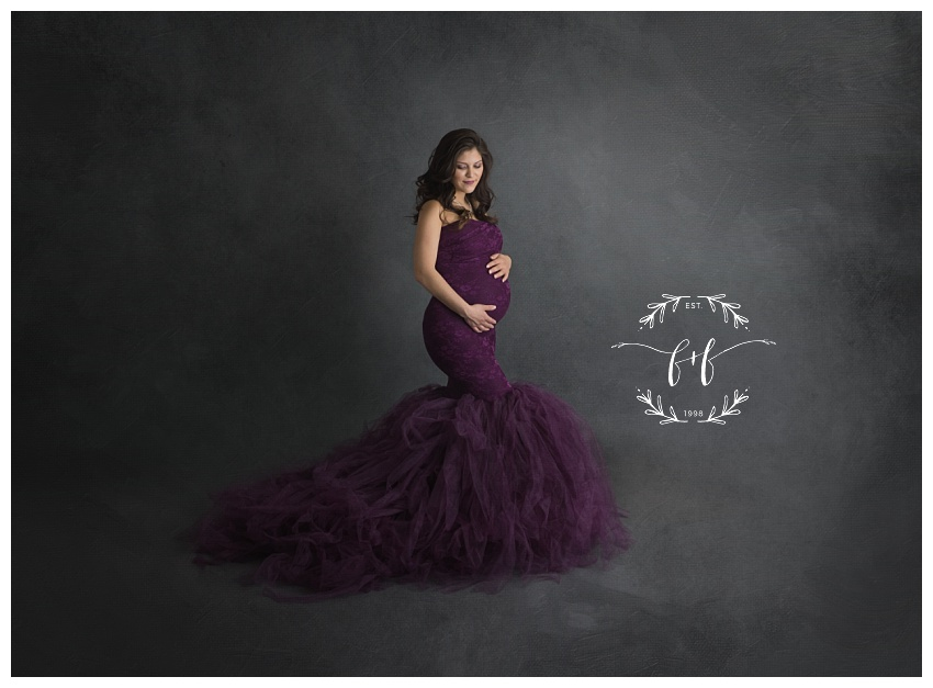Tacoma Maternity Photographer   Luxury Milk Bath Maternity