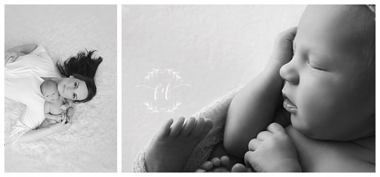 Seattle Newborn Photo Session Photographer