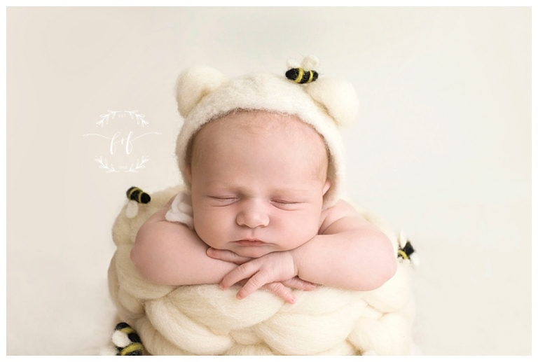 Olympian Newborn Session Photographer