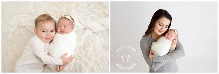 Tacoma Newborn Studio Photographer