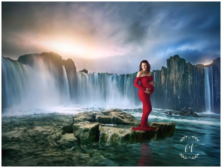 Olympia Luxury Maternity Photographer