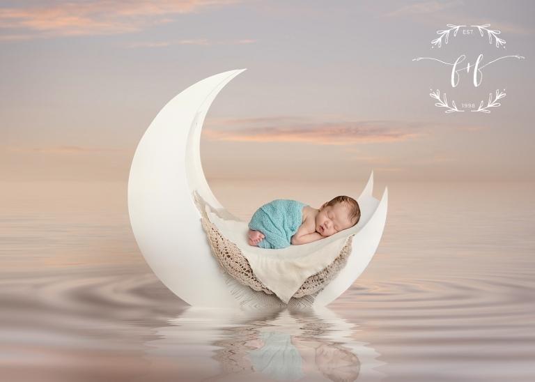 Tacoma Newborn baby session