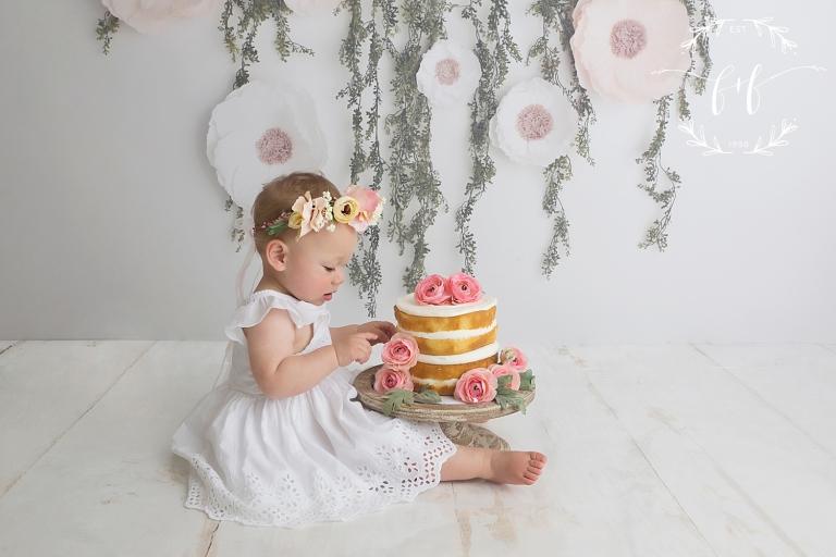Cake Smash Photography in Tacoma_1302