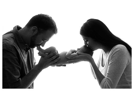 Tacoma Custom Newborn Photography
