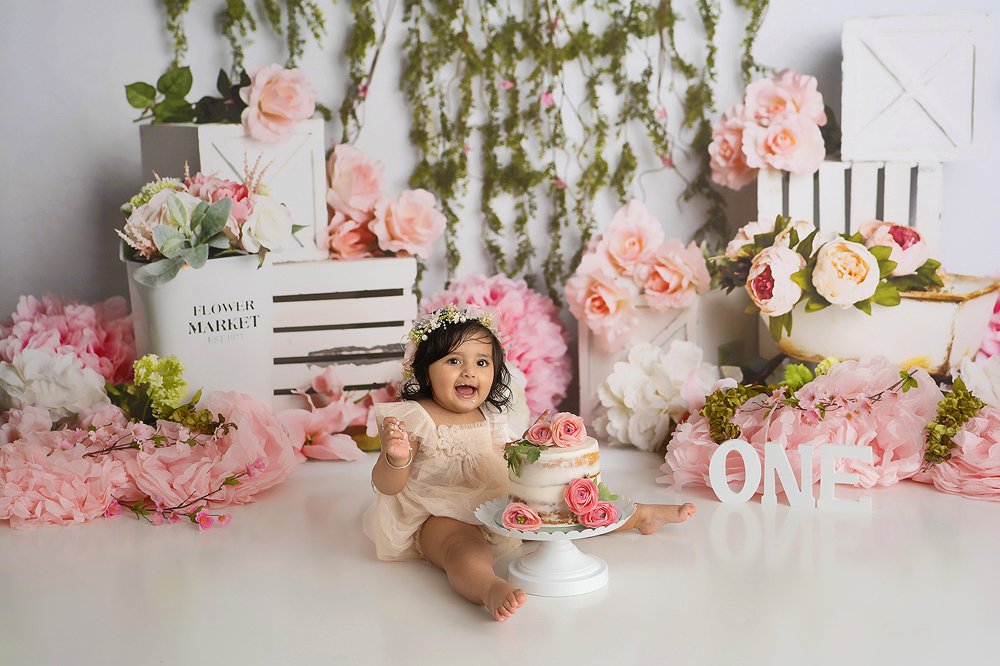Seattle Tacoma baby photographer Fairies and Frogs Photography