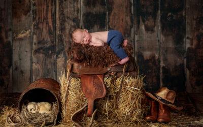 Puyallup Newborn Photo Session