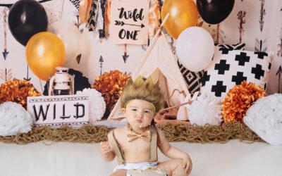 Seattle First Birthday Photographer   Baby Jason